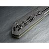 Нож Boker 01BO164 Kihon Assisted OD Green