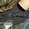 Нож SOG, 12-38-01-57 SOG-TAC XR Blackout
