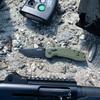 Нож SOG, 12-38-02-57 SOG-TAC XR OD Green