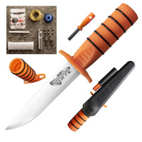 Нож Cold Steel модель 80PH Survival Edge (Orange)