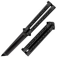 Нож пластиковый Cold Steel модель 92EAB FGX Balisong Tanto