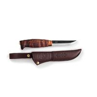 Нож с фиксированным клинком Ahti 9607 Puukko Metsa