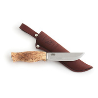 Нож с фиксированным клинком Ahti 9612RST Puukko Kaira RST
