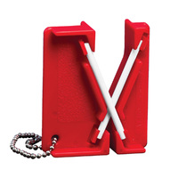 LANSKY мини точилка, керамика модель LCKEY Mini Crock Stick
