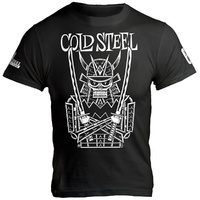 Футболка Cold Steel TL2 Undead Samurai Short Sleeve T-Shirt (L)