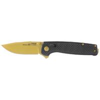 Нож SOG, TM1033Terminus XR LTE Carbone Gold